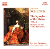 Album artwork for LE NYMPHE DI RHENO, VOL. 2