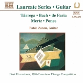 Album artwork for Laureate Series, Guitar - Fabio Zanon