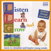Album artwork for LISTEN LEARN AND GROW