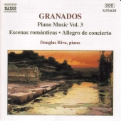 Album artwork for PIANO MUSIC, VOLUME 3