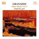 Album artwork for PIANO MUSIC, VOL. 4
