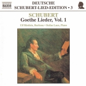 Album artwork for Schubert: Goethe Lieder, Vol. 1 (Bastlein)