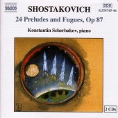 Album artwork for 24 PRELUDES AND FUGUES