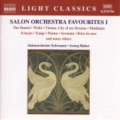 Album artwork for Salon Orchestra Favourites Vol.1