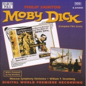 Album artwork for MOBY DICK