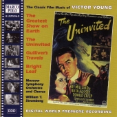 Album artwork for CLASSIC FILM SCORES OF VICTOR YOUNG