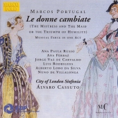Album artwork for Portugal: Le Donne Cambiate