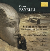 Album artwork for SYMPHONIC PICTURES