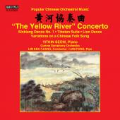 Album artwork for The Yellow River Concerto - Sinkiang Dance No. 1 -