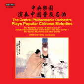 Album artwork for The Central Philharmonic Orchestra Plays Popular C