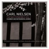 Album artwork for Nielsen: The Masterworks Vol. 2