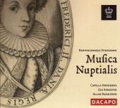 Album artwork for MUSICA NUPTIALIS
