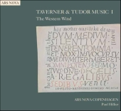Album artwork for TEVERNER & TUDOR MUSIC I