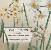 Album artwork for Nielsen: Choral Music