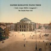 Album artwork for Danish Romantic Piano Trios