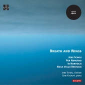 Album artwork for BREATH AND WINGS