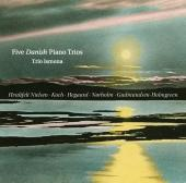 Album artwork for Five Danish Piano Trios