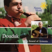 Album artwork for DOUDUK - THE SOUND OF ARMENIA