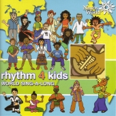 Album artwork for RHYTHM 4 KIDS