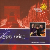 Album artwork for GYPSY SWING