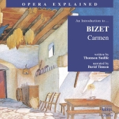 Album artwork for AN INTRODUCTION TO BIZET: CARMEN