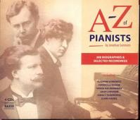 Album artwork for A-Z of Pianists
