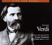 Album artwork for LIFE AND WORKS: GIUSEPPE VERDI