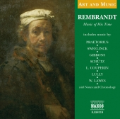 Album artwork for Rembrandt - Music of His Time