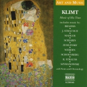 Album artwork for KLIMT - MUSIC OF HIS TIME