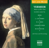 Album artwork for VERMEER - MUSIC OF HIS TIME