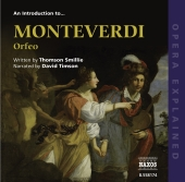 Album artwork for Monteverdi: An Introduction to Orfeo