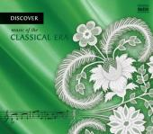 Album artwork for DISCOVER MUSIC OF THE CLASSICAL ERA