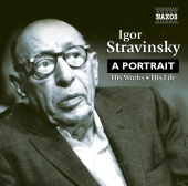 Album artwork for Igor Stravinsky - A Portrait