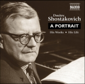Album artwork for SHOSTAKOVICH: A PORTRAIT (HIS WORKS, HIS LIFE)