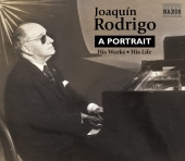 Album artwork for Rodrigo: A Portrait
