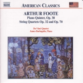 Album artwork for Foote - Piano quintet