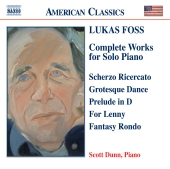 Album artwork for COMPLETE WORKS FOR SOLO PIANO