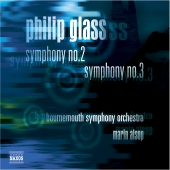 Album artwork for Glass: SYMPHONY NO. 2 / Alsop