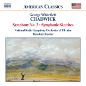 Album artwork for SYMPHONY NO. 2 / SYMPHONIC SKETCHES