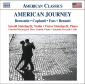 Album artwork for AMERICAN JOURNEY