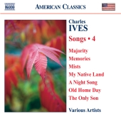 Album artwork for Ives: Songs, Vol. 4