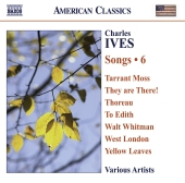 Album artwork for Ives: Songs Vol. 6