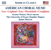 Album artwork for AMERICAN CHORAL MUSIC