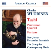 Album artwork for WUORINEN: TASHI AND OTHER WORKS