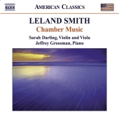 Album artwork for Smith: Chamber Music (Darling, Grossman)