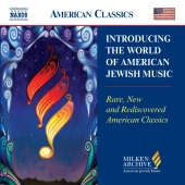 Album artwork for INTRODUCING THE WORLD OF AMERICAN JEWISH MUSIC