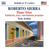 Album artwork for Roberto Sierra: Piano Trios