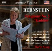 Album artwork for Bernstein: Symphony No. 3