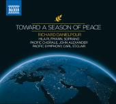 Album artwork for Danielpour: Toward a Season of Peace