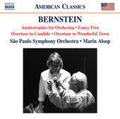 Album artwork for Bernstein: Anniversaries, Fancy Free Suite, Overtu